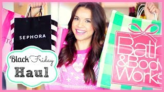 Black Friday Haul 2013!!!