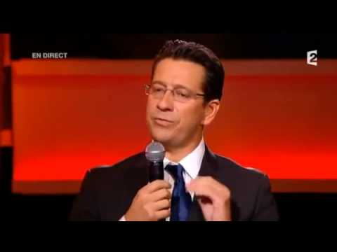 Laurent Gerra imite François Hollande dans Le Grand Show du 21/09