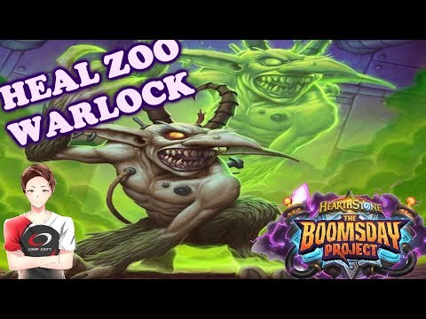 Get Your Happy Ending (Heal Zoo) | Deck + Gameplay 【Hearthstone】