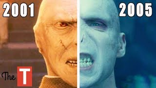 10 Harry Potter Actors Who Were Replaced In The Sequels