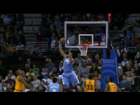 Denver Nuggets Top 10 Plays of the 2013 Season