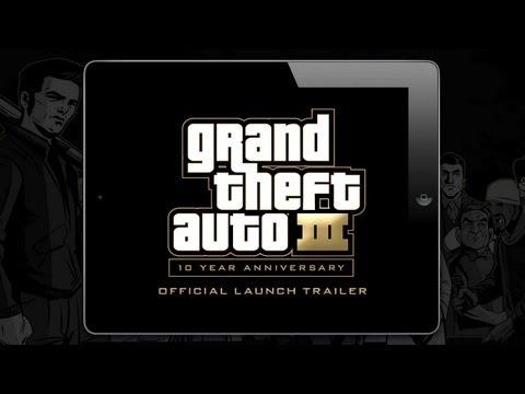 GTA III доступен на мобильных платформах + Launch трейлер