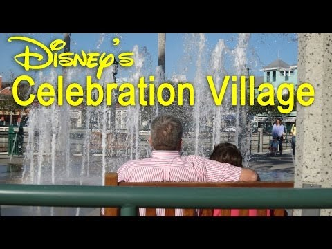 Disney's Celebration Village 407-340-9375 Victor Nawrocki Realtor