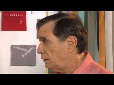 #2012/Jun - Jorge Mautner e Lázaro Ramos - Programa Espelho