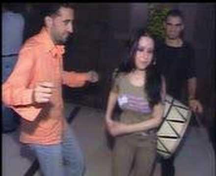 ra9ss banate sham - syrian girl dance