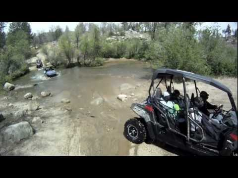 Silverwood SXS Ride with MossLager