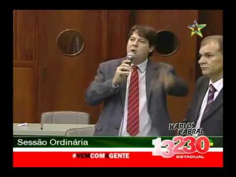KARLOS CABRAL LUTA PELO PASSE LIVRE ESTUDANTIL