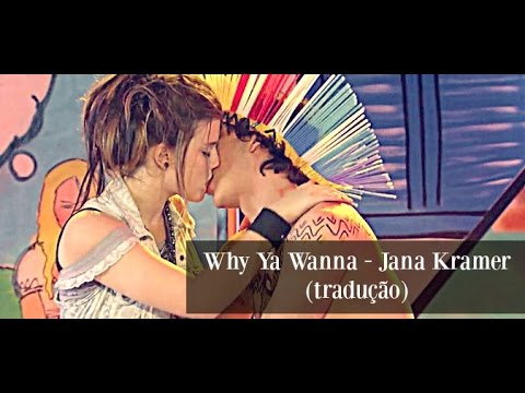 Lia e Dinho | Why Ya Wanna - Jana Kramer - Tradução [Trilha Sonora Malhação 2012] [HD]