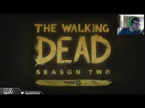 Twitch Livestream | The Walking Dead Season Two: Episode 1 All That Remains