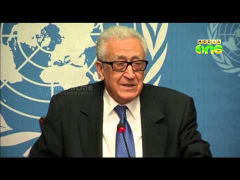 Syria peace talks end in Geneva without breakthrough