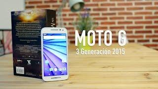 Moto G 2015, análisis en vídeo