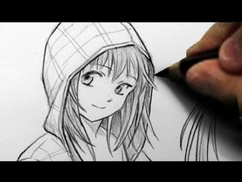 "How to Draw Hoodies, 3 Different Ways, You can support my videos by ordering ""Brody's Ghost"" at Amazon: http://www.amazon.com/Brodys-Ghost-Book-Crilley-Mark/dp/1595825215/ Or ""Miki Falls"" at Amazo..."
