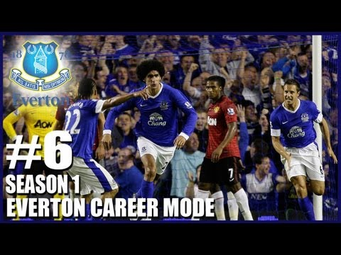 FIFA 13: Career Mode - Everton - S01E06 - Keep Moving On