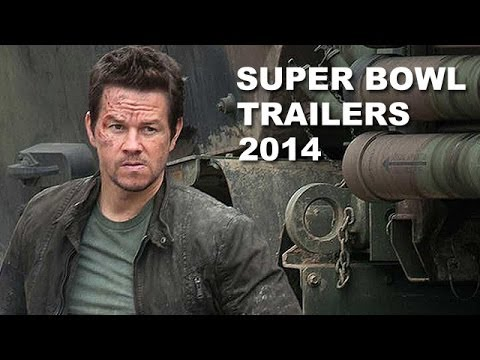 Super Bowl Commercials 2014: Transformers 4, The Amazing Spider-Man 2 - Beyond The Trailer