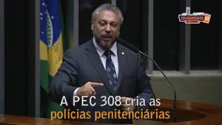 Deputado Laudivio Carvalho defende a aprovação da PEC 308