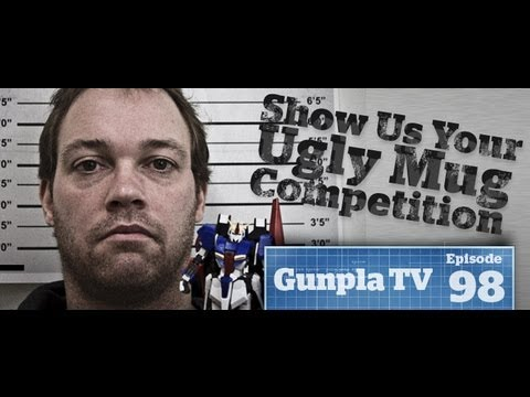 Gunpla TV - Episode 98 - RG Zeta - Zoids - Show Us Your Ugly Mug Competition