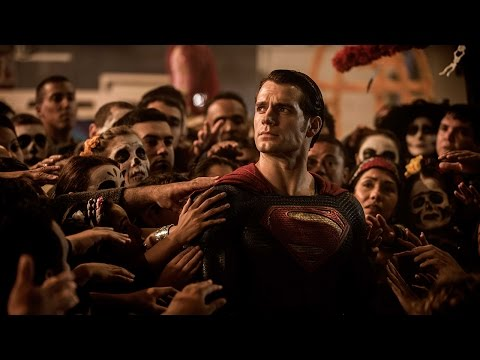 Batman v Superman: Dawn of Justice - Comic Con Trailer, This Batman v Superman trailer debuted at Comic Con, we still have quite a wait for the release on March 25, 2016.