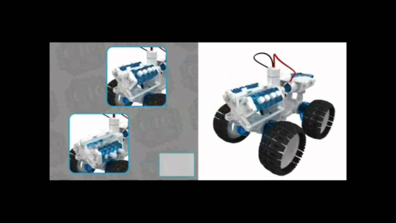 Salt Water Fuel Cell Truck Youtube