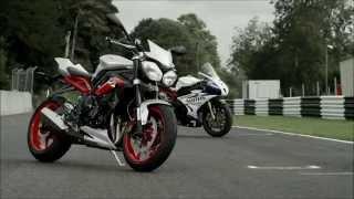 Triumph Street Triple RX Tanıtım Videosu