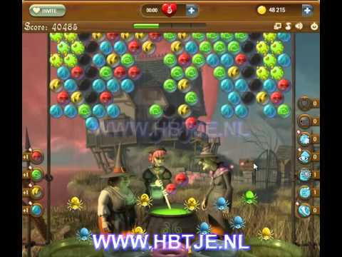 Bubble Witch Saga level 74