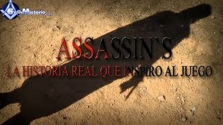 La Historia Real Del Videojuego Assasin's Creed