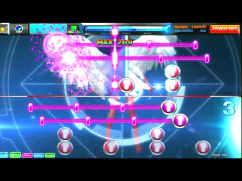 DJMAX TECHNIKA 3 - Angel Maximum