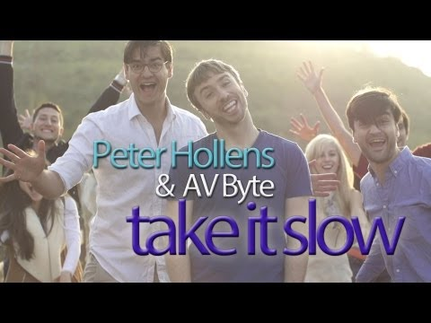 Take it Slow - Peter Hollens