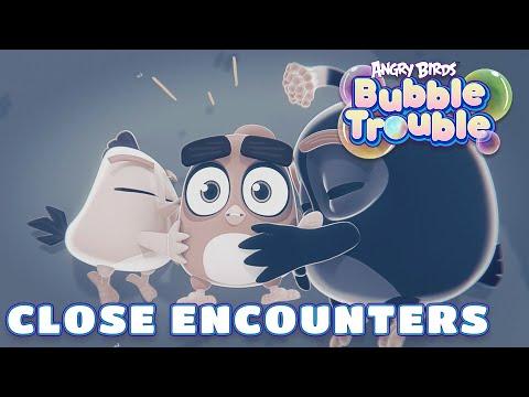 Angry Birds Bubble Trouble - 16  Blízke stretnutie