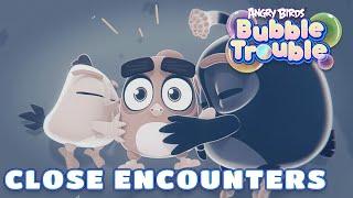 Angry Birds Bubble Trouble - 16 Blízká setkání