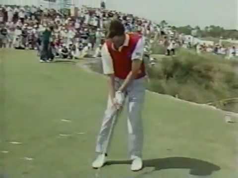 Paul Azinger Golf Swing Youtube