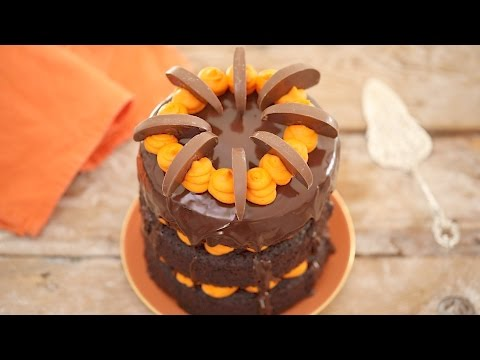 Best-Ever Chocolate & Orange Cake - Gemma's Bigger Bolder Baking Ep 154