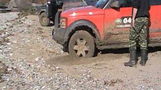 LAND ROVER DISCOVERY 3 G4 CHALLENGE .GREECE (BILLLAND