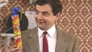 Mr. Bean - maľovanie