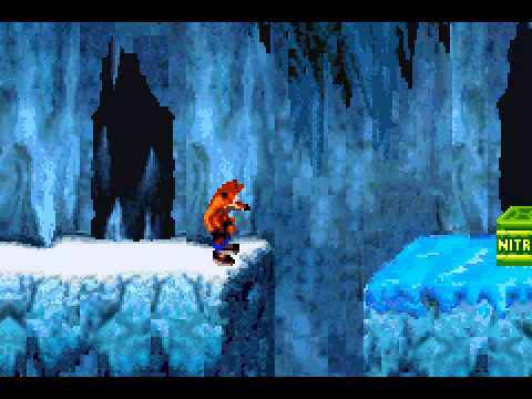 Crash Bandicoot - The Huge Adventure - Crash Bandicoot - The Huge Adventure (GBA) - Vizzed.com Play - User video