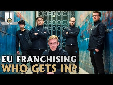 2019 EU LCS Franchising: Which Teams Will Make the Cut? | Lolesports