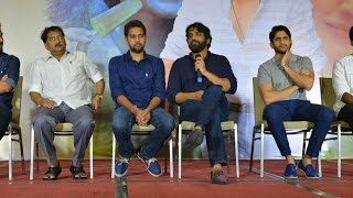 Premam Movie Sucess Meet