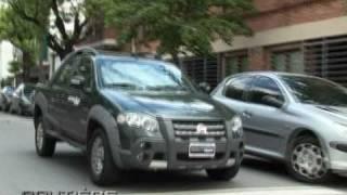 Routiere Test Fiat Strada Doble Cabina 1.6 E-torq.mpg