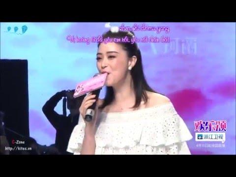 [C-zone] Vietsub + Kara Cô bé lọ lem/灰姑娘 - Tưởng Hân 蒋欣 (OST Hoan lạc tụng)