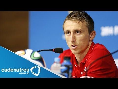 Luka Modric calienta el duelo ante México y asegura que Croacia es mejor equipo