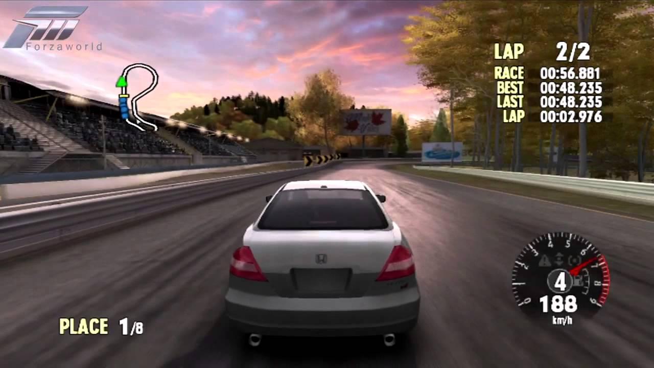 Forza Motorsport 2003 Acura CL-S - AcuraZine - Acura Enthusiast Community