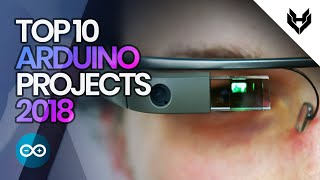 Top 10 Arduino Projects 2018 | Amazing Ardiuno School Projects