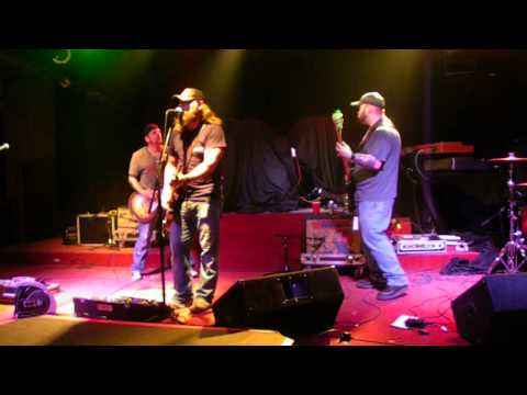 Chad Sullins & The LCC ~ Long Haired Country Boy ~ Red Dirt Rising Benefit 6/9/13