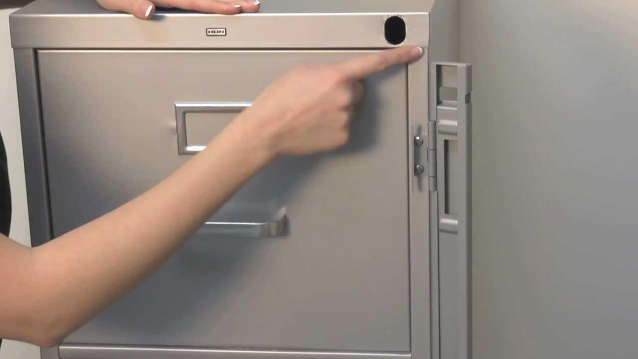 file cabinet lock bar