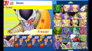 (ZARCOS123) Dragon Ball Z Tenkaichi Tag Team Todos Los 70