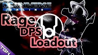 DCUO RAGE DPS Loadout/Guide (PVE)