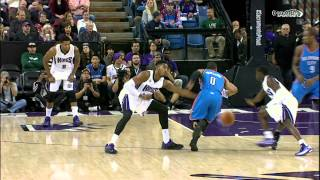 Russell Westbrook Slices Through The Kings For The Vicious