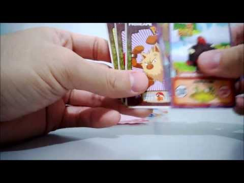 #009 [Unboxing] Trading Cards - Pokémon e Dragon City