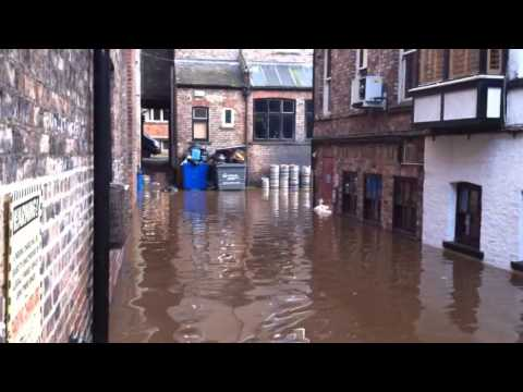 YORK FLOOD SEPT 2012