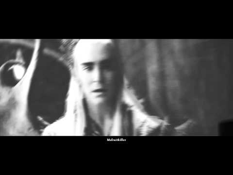 thranduil/human!smaug ❧ welcome, old friend.