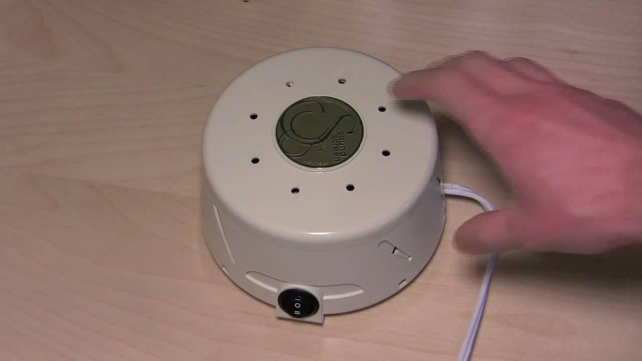 sound blocker machine
